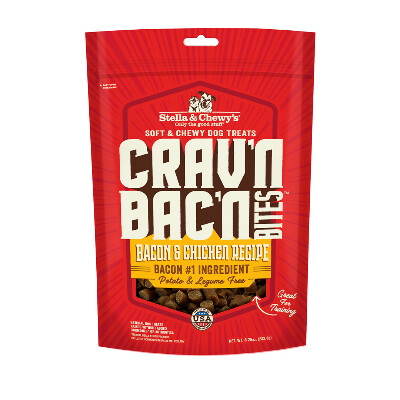buy Stella-and-Chewys-Cravn-Bacn-Bites-Bacon-and-Chicken-Freeze-Dried-Raw-For-Dogs