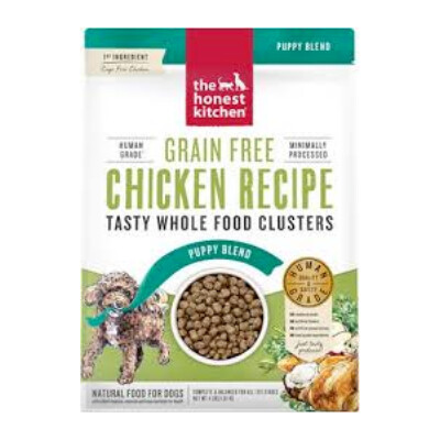 buy The-Honest-Kitchen-Chicken-Whole-Food-Clusters-Puppy-Food