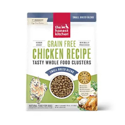buy The-Honest-Kitchen-Small-Breed-Chicken-Whole-Food-Clusters-Dog-Food