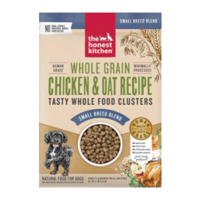 buy The-Honest-Kitchen-Small-Breed-Chicken-Whole-Grain-Clusters-Dog-Food