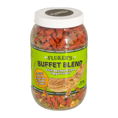 buy Flukers-Buffet-Blend-Bearded-Dragon-Veggie-Diets-Adult
