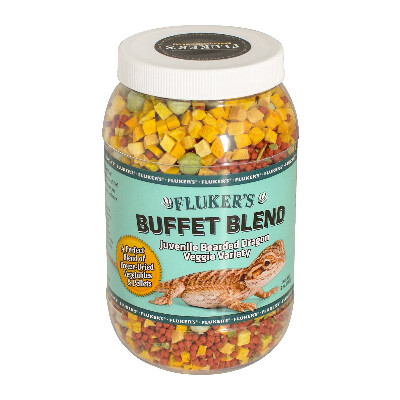 buy Flukers-Buffet-Blend-Bearded-Dragon-Veggie-Diets-Juvenile