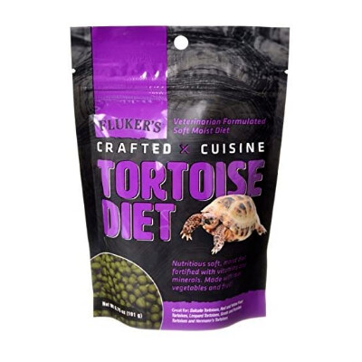 buy Flukers-Crafted-Cuisine-Tortoise-Diet