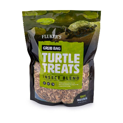 buy Flukers-Grub-Bag-Insect-Blend-Turtle-Treats