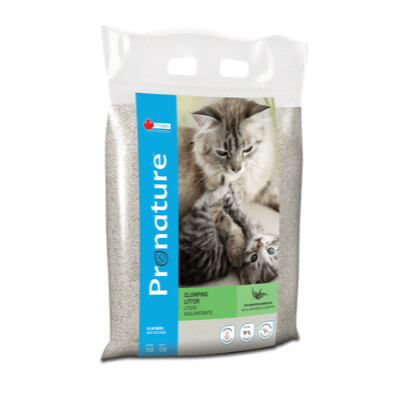 buy Pronature-Clumping-Litter-with-Baby-Powder-Fragrance-For-Cats