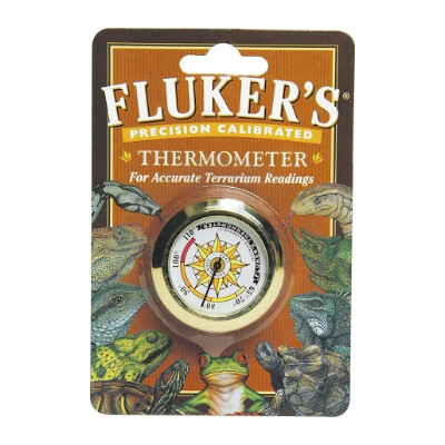 buy Flukers-Thermometer-Round