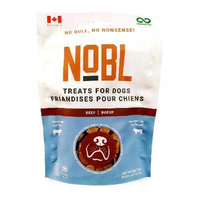 buy Nobl-Beef-Dog-Treats