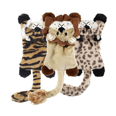 "buy Skinneeez Flat Cats Assorted 14"" Dog Toys"